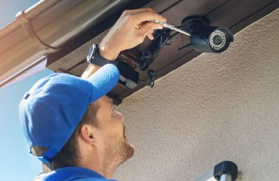 Burglar, Security & Intruder Alarm Installation