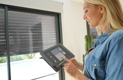 Electronic Blinds, Shutters & Curtains Installation