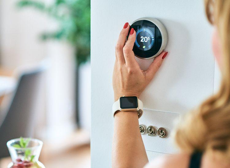 Thermostat Installation & Repair