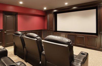 TV & Home Theatre Servicing