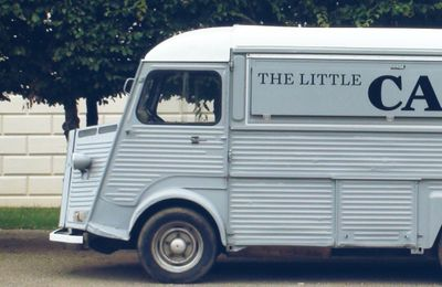 Catering Van Hire