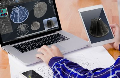 3D Modeling and CAD Services