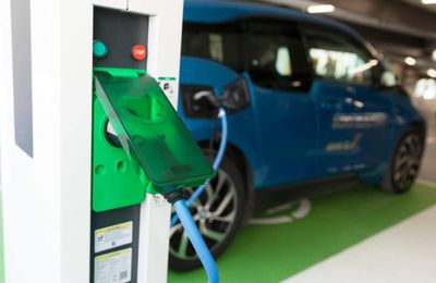 Electric Vehicle Chargepoint Installation
