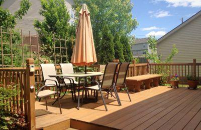 Deck or Porch Construction